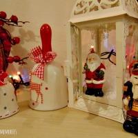 Χριστουγεννιάτικη διακόσμηση!!