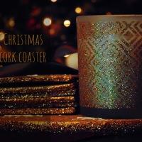 Χριστουγεννιάτικα σουβερ απο φελλό