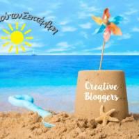 Creative Bloggers -Τέλος 1ου Κύκλου!!